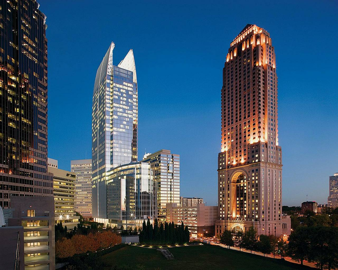 Midtown atlanta continues to be a draw for attorneys for How to become a builder in ga